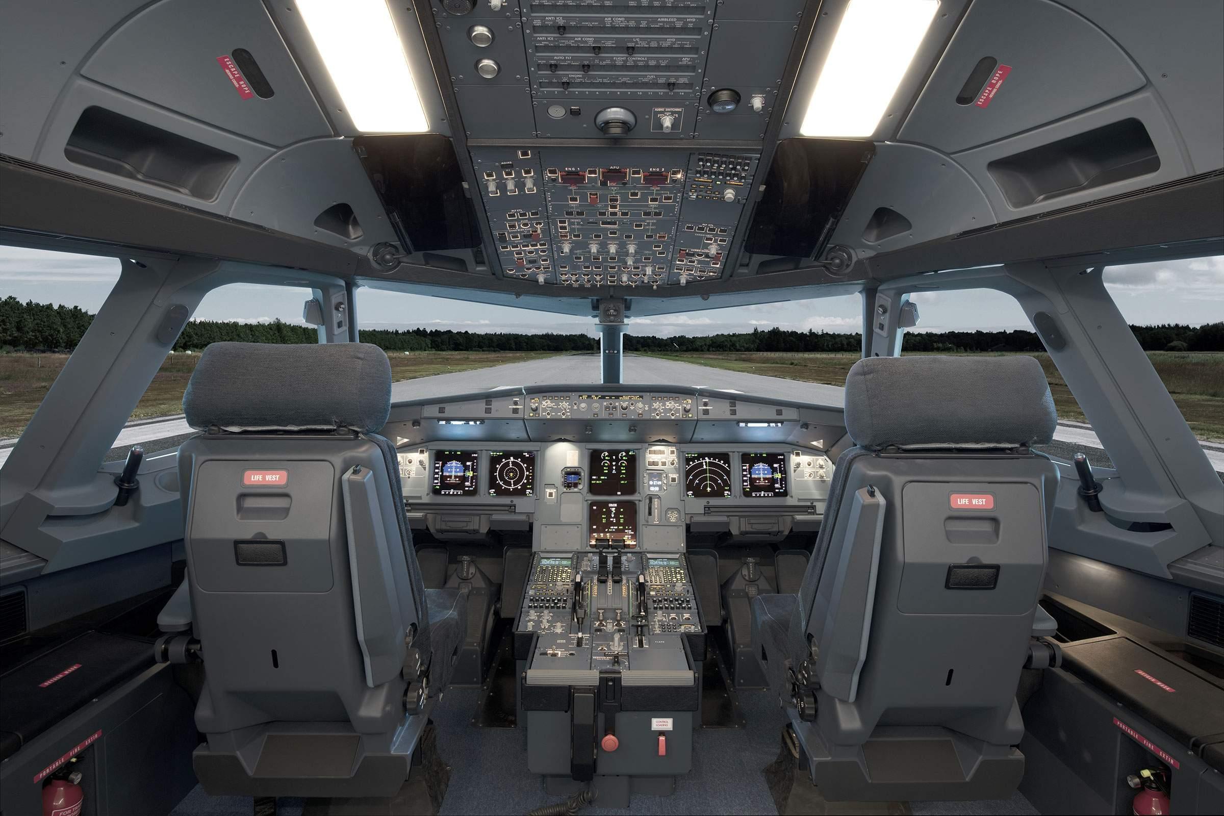 Flight Simulators | MPS