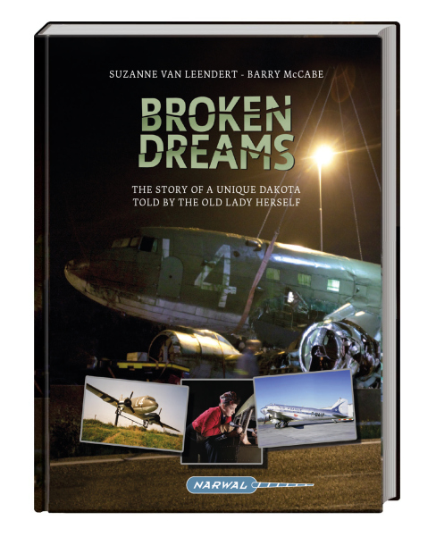 broken dreams book Dakota F-BAIF
