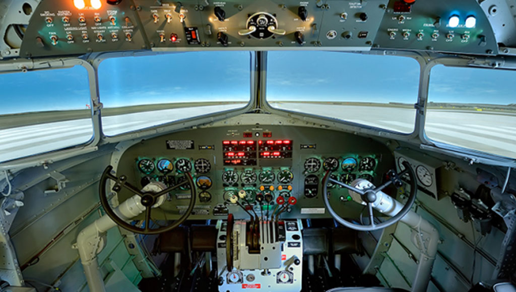 MPS DC-3 Simulator Certified as FTD-2