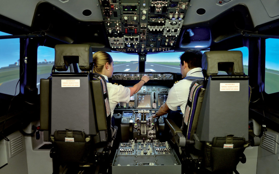 Ryanair Contracts MPS for Multiple B737-NG Simulators